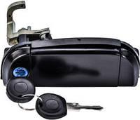 Ручка правой передней двери наружная Automega 100008910