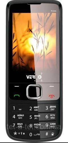 Verico Style F244 Black