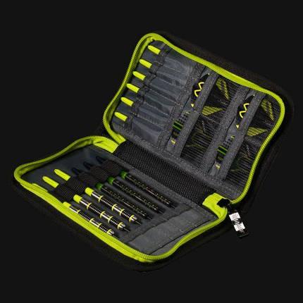 Футляр для дротиков дартс Winmau MvG Sport Dart case, фото 2
