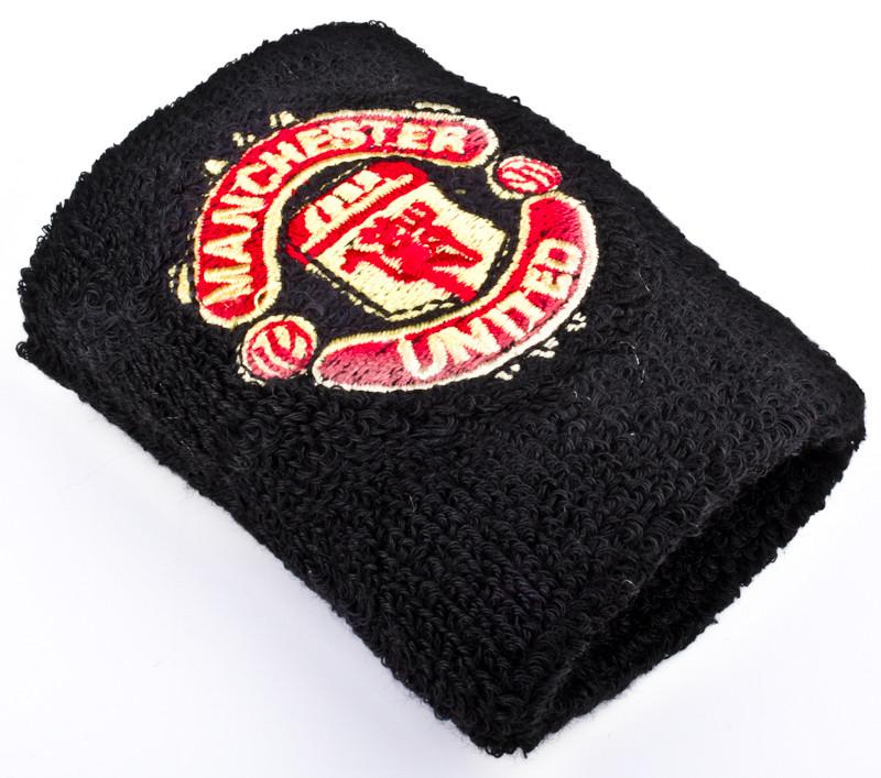 Напульсники футбольные Манчестер Юнайтед