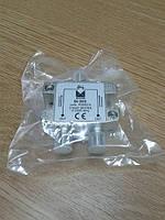 Splitter DI-202 ALCAD (сат сплит с проходным питанием на 2 абонента)