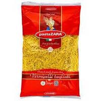 №80 Вермішель дрібна 500 г Vermicelli Tagliati / Pasta Zara