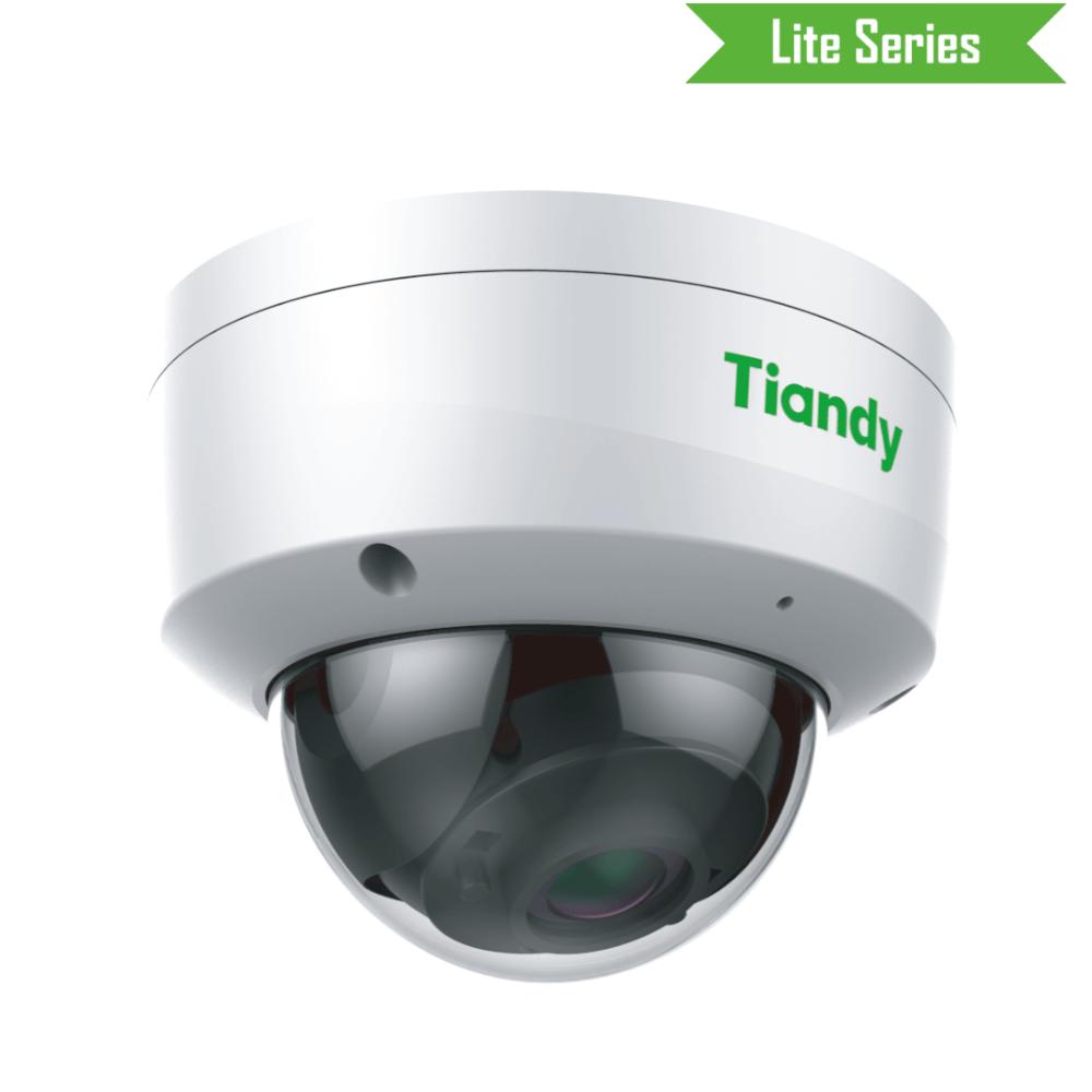 IP камера Tiandy TC-C38KS Spec:I3/E/Y/2.8mm 8 МП Купольная камера с микрофоном