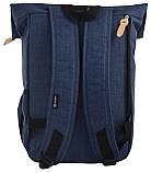 Рюкзак міський Smart Roll-top T-70 14 л Ink Blue, фото 3