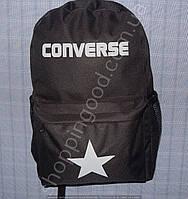 Рюкзак Converse 15 л 013564 черный с серым спортивный школьный