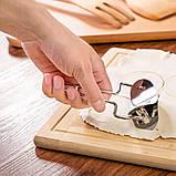 Пресс и форма для лепки вареников и пельменей, фото 2