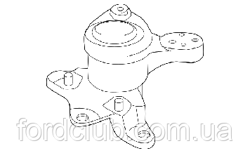 Подушка двигателя Ford Fusion USA 1.5, 1.6 2013-2020