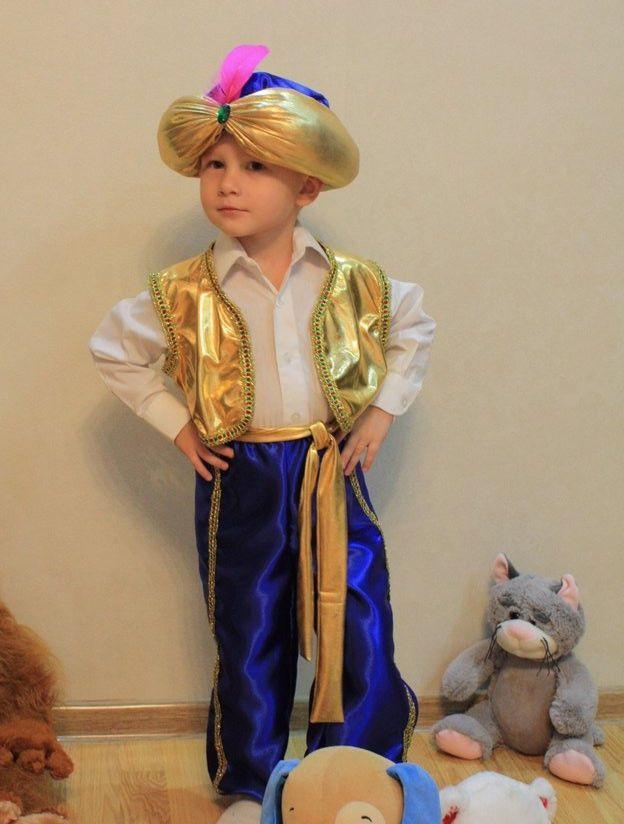 Карнавальний костюм Султана