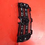 Решітка радіатора Mercedes GL X164 Решітка 2006-2012 рр ШРОТ, фото 4