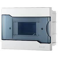 Щит под автоматы 6 модулей Lezard, внутренний, бокс монтажный, шкаф для автоматов распределительный