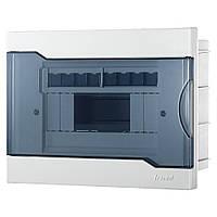 Щит под автоматы 8 модулей Lezard, внутренний, бокс монтажный, шкаф для автоматов распределительный
