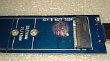 USB 3.0 USB 2.0 переходник адаптер для M.2 SSD с интерфейсом подключения sata, фото 3