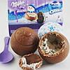 Конфеты шоколадные Milka Snow Balls Снежки 112 г Германия, фото 3