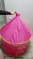 Большая детская палатка-шатёр CUBBY HOUSE (Розовая), фото 2