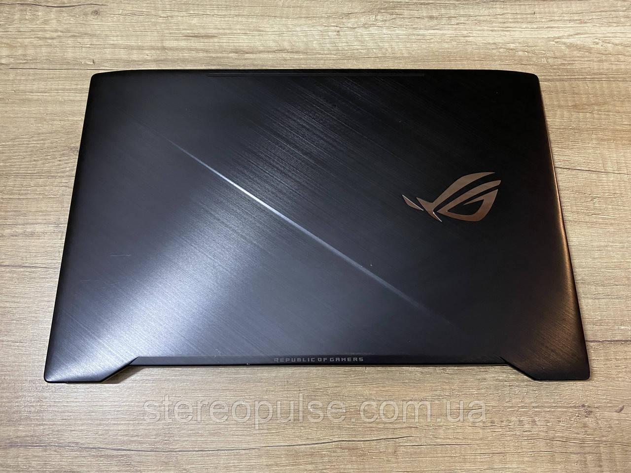 """Крышка матрицы для ноутбука 17.3""""  Asus Rog GL703V"""