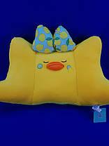 Декоративная подушка в форме уточки для сна и путешествий, фото 3