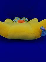 Декоративная подушка в форме уточки для сна и путешествий, фото 2