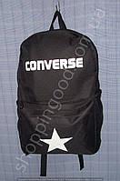 Рюкзак Converse 15 л 013565 черный с белым спортивный школьный
