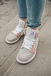 Женские кроссовки Nike Air Jordan 1, фото 3