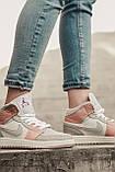 Женские кроссовки Nike Air Jordan 1, фото 7