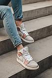 Женские кроссовки Nike Air Jordan 1, фото 5