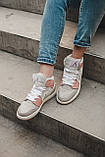 Женские кроссовки Nike Air Jordan 1, фото 4