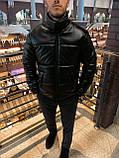 Шкіряна куртка., фото 3
