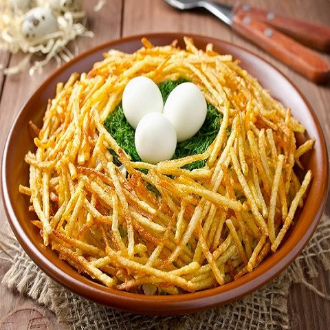 картофельная пай