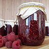 Натуральное малиновое варенье без сахара 0.5 л. домашнее, без консервантов,, фото 3