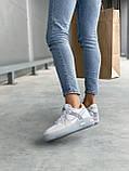 Женские кроссовки Nike Air Force React, фото 2