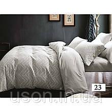 Комплект  постельного белья Wash Jacquard (Вареный хлопок) ТМ Tiare 23
