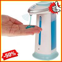 Сенсорный дозатор для жидкого мыла Soap Magic Диспансер для мыла автоматический