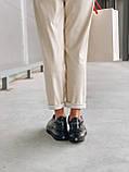 Стильні кросівки Alexander McQueen (Олександр Маквин) Light Beige Patent LUX QUALITY, фото 10