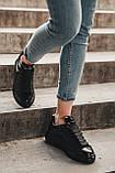 Стильні кросівки Alexander McQueen (Олександр Маквин) Light Beige Patent LUX QUALITY, фото 6