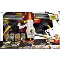 Игрушечное оружие Zuru X-Shot Лук Сталкер зомби (01165)