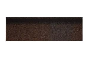 Черепица коньково-карнизная Shinglas коричневый