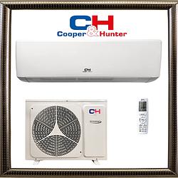 Кондиционер  CH-S24FTXF-NG Сooper&Hunter до 70 кв.м. Серия VITAL  INVERTER  R32 (до -15С)