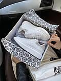 Стильні кросівки Alexander McQueen White LUX QUALITY (Олександр Маквин), фото 9