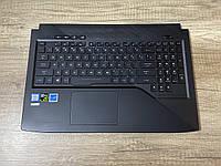 "Топкейс в сборе с клавиатурой для ноутбука 15.6""  Asus Rog GL503V, фото 1"