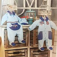 Крестильный набор для мальчика № 29159-02