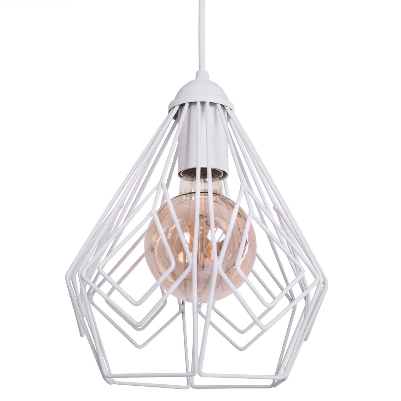 Потолочный подвесной светильник Atma Light серии Bevel-L P220 White