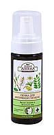 Пенка для интимной гигиены Зеленая Аптека Белая акация и Зеленый чай - 150 мл.