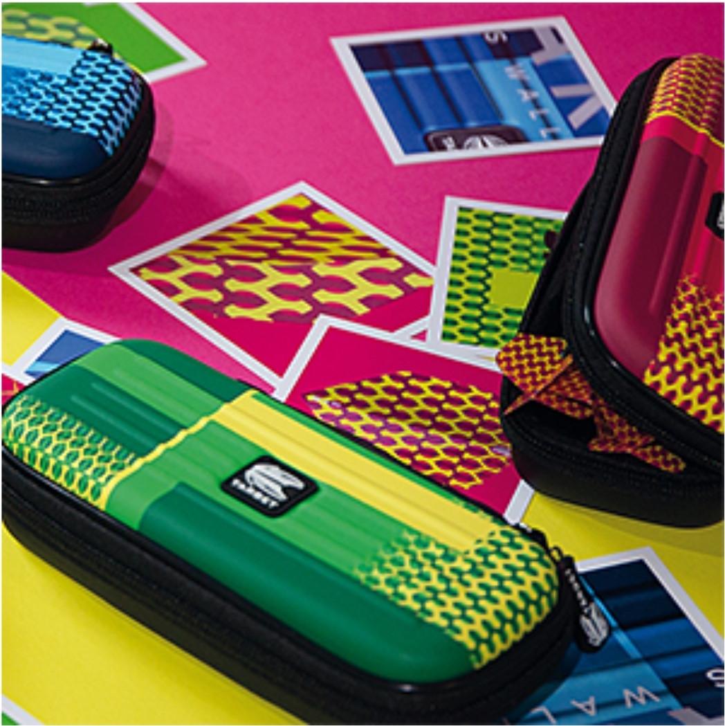 Футляр для дротиков дартс Tacoma Darts wallet Target Англия в подарочной упаковке