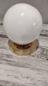 Лампа настольная СТ14067 золото
