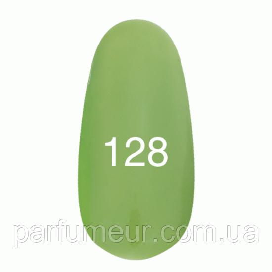 Гель- лак  KODI №128 (оливковый) 8мл.