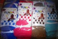 Носки махровые с тормозами для новорожденных малышей 0-6мес