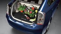 Toyota Prius 2010-15 коврик в багажник новый оригинальный