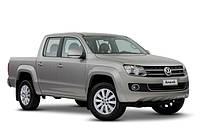 Защита переднего бампера Volkswagen Amarok