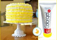 Харчовий барвник Modecor - Жовтий