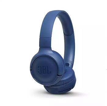 Наушники беспроводные Bluetooth J B L 560BT blue